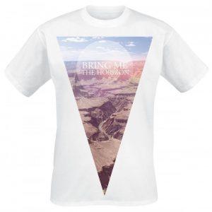 Bring Me The Horizon Canyon T-paita