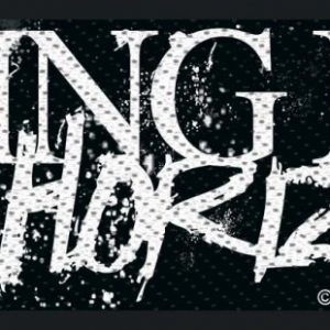 Bring Me The Horizon Horror Logo Kangasmerkki 100% Polyesteria