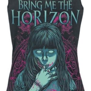 Bring Me The Horizon My Little Devil Toppi