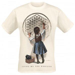 Bring Me The Horizon Sempiternal Girl T-paita