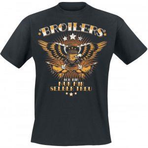 Broilers Adler T-paita