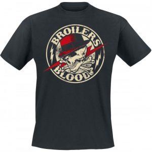 Broilers Blood T-paita