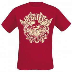 Broilers Tragica Fatalita T-paita