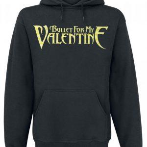Bullet For My Valentine Rorschach Skulls Huppari
