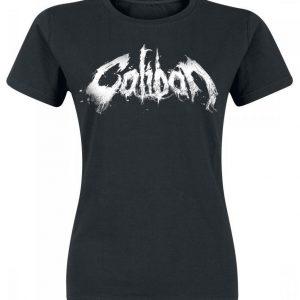 Caliban Logo Naisten T-paita