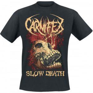 Carnifex Slow Death T-paita