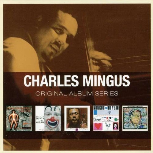 Charles Mingus - Original Album Series (5CD)
