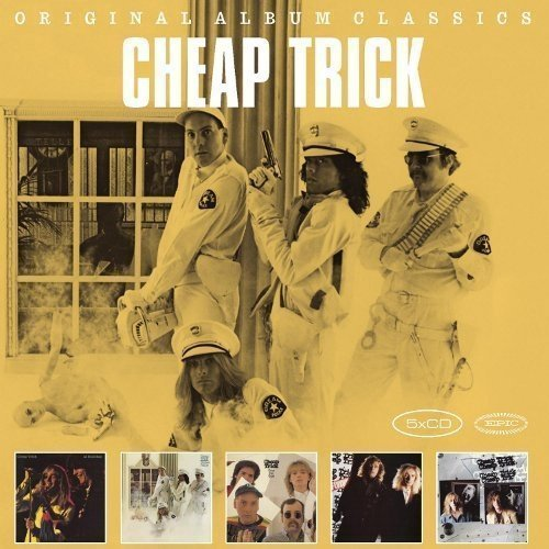 Cheap Trick - Original Album Classics (5CD)
