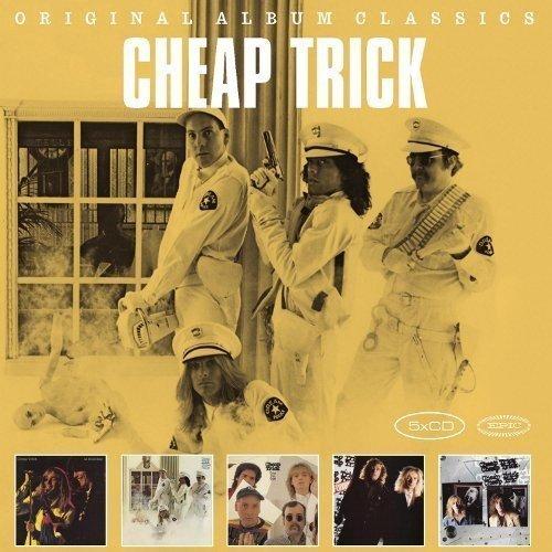 Cheap Trick - Original Album Classics (5CD)