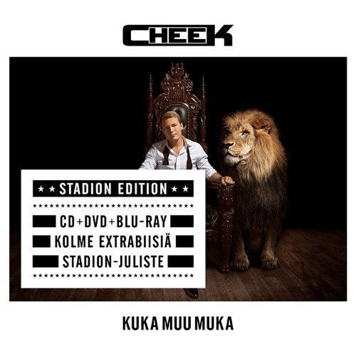 Cheek - Kuka muu muka - Stadion Edition (CD