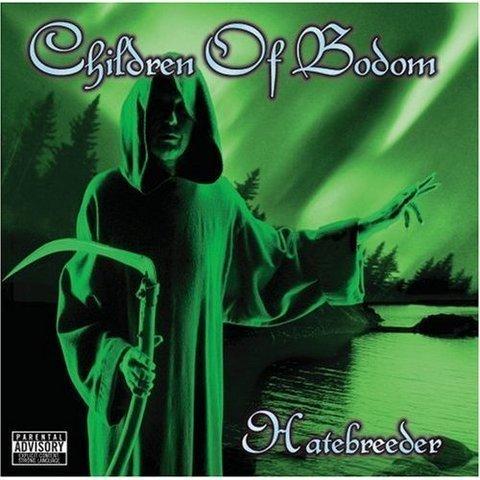 Children Of Bodom - Hatebreeder - 2008 edition