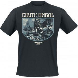 Cirith Ungol Paradise Lost T-paita