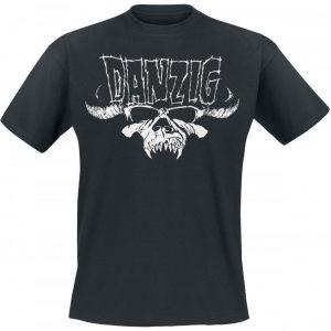 Danzig Classic Logo T-paita