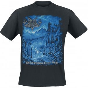 Dark Funeral Where Shadows Forever Reign T-paita