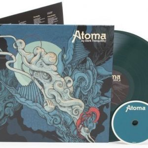 Dark Tranquillity - Atoma - Limited CDON Exclusive Green Edition