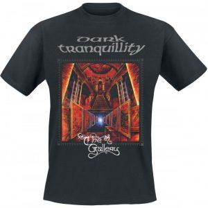 Dark Tranquillity The Gallery T-paita