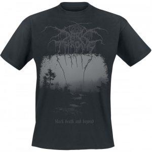 Darkthrone Black Death And Beyond T-paita