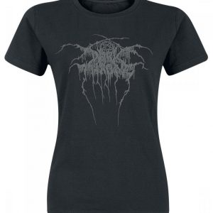 Darkthrone True Norwegian Black Metal Naisten T-paita
