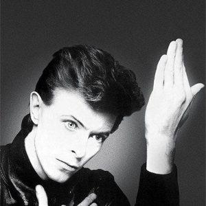 David Bowie Heroes Juliste Paperia