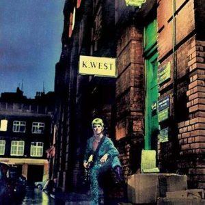 David Bowie Ziggy Stardust Juliste Paperia