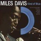Davis Miles - Kind Of Blue - Limited Blue Vinyl (180g)