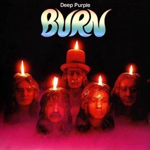 Deep Purple - Burn (180 Gram)