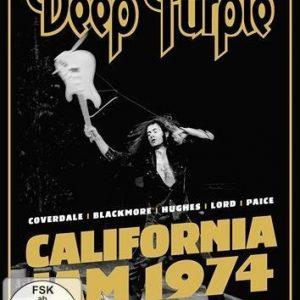 Deep Purple California Jam 1974 DVD