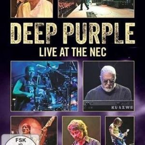 Deep Purple Live At The Nec DVD