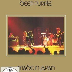 Deep Purple Made In Japan DVD