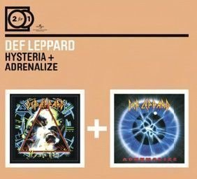 Def Leppard - 2for1: Hysteria + Adrenalize