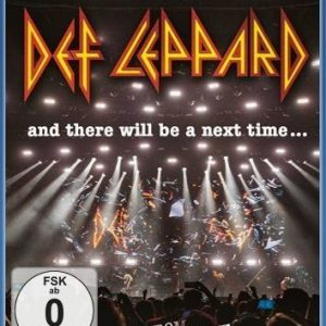 Def Leppard And There Will Be A Next Time...Live From Detroit Blu-Ray