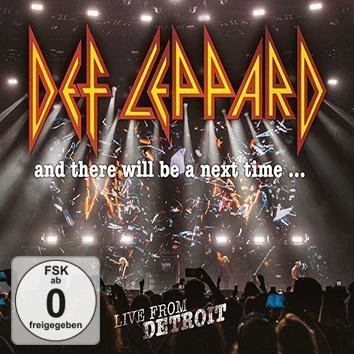 Def Leppard And There Will Be A Next Time...Live From Detroit DVD