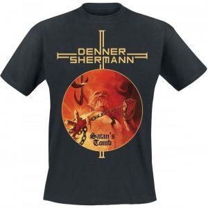 Denner / Shermann Satan's Tomb T-paita
