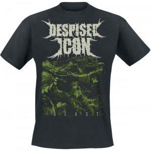 Despised Icon Beast T-paita