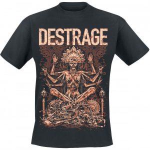 Destrage Six Arms Beast T-paita