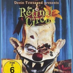 Devin Townsend Project The Retinal Circus Blu-Ray