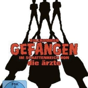Die Ärzte Vollkommen Gefangen Im Schattenreich ... DVD
