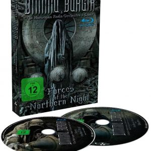 Dimmu Borgir Forces Of The Northern Night Blu-Ray