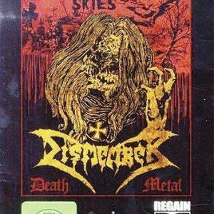 Dismember Under Bloodred Skies DVD