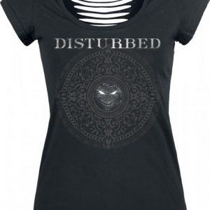 Disturbed Circle T-paita