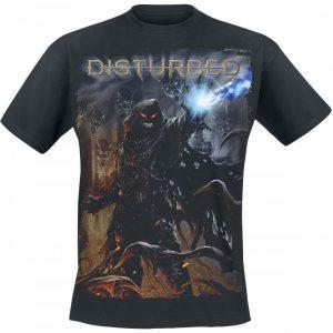 Disturbed Dark Messiah T-paita