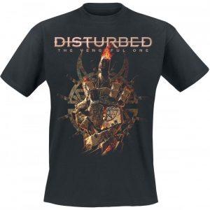Disturbed Firebird T-paita