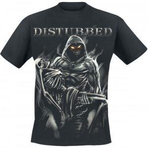 Disturbed Lost Souls T-paita