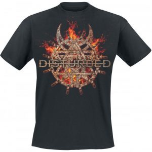 Disturbed Purgatory T-paita