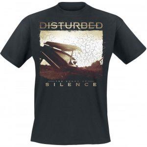 Disturbed The Sound Of Silence T-paita