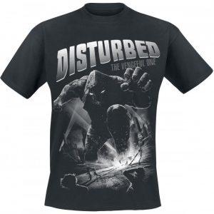 Disturbed The Vengeful One T-paita