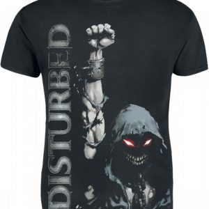 Disturbed Up Yer Fist T-paita
