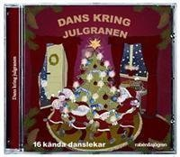 Diverse - Dans Kring Julgranen - 16 Kända Danslekar