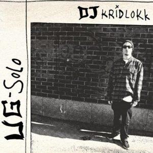 Dj Kridlokk - UG solo (2LP)