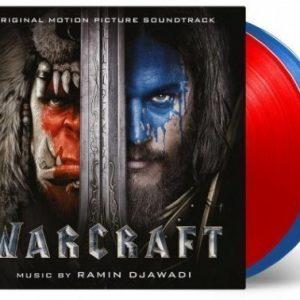 Djawadi Ramin - Warcraft: Original Limited Red/Blue 180 Gram Edition (2LP)